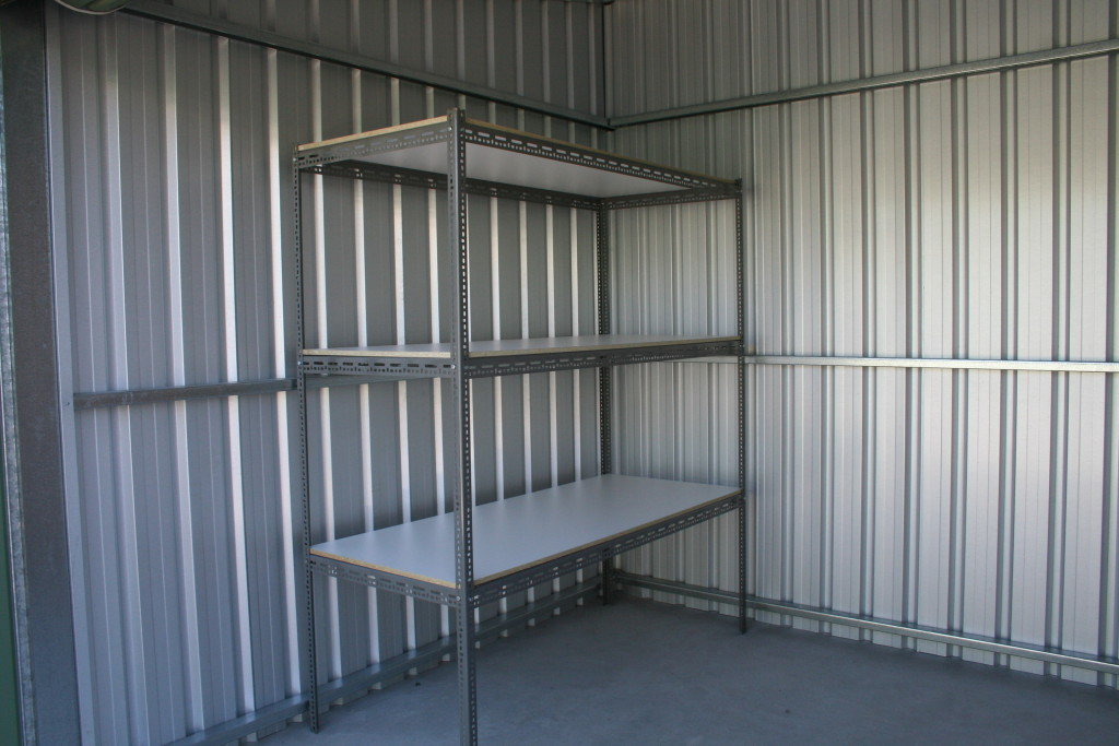Archive Box Shelving